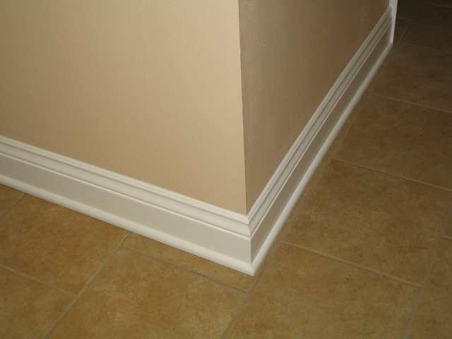 Flooring Details: Trim it Perfectly