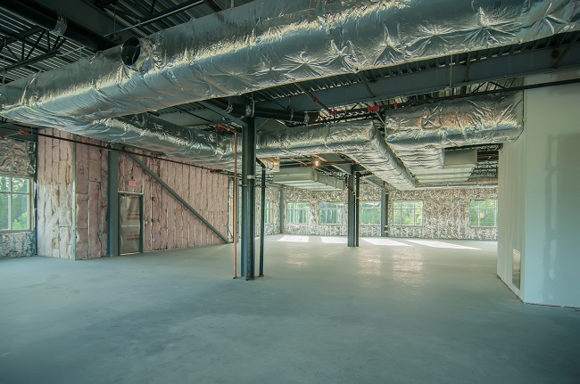 Air Filtration and Energy Loss in Commercial Construction