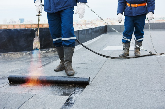 The Many Advantages of a Flat Roofing System