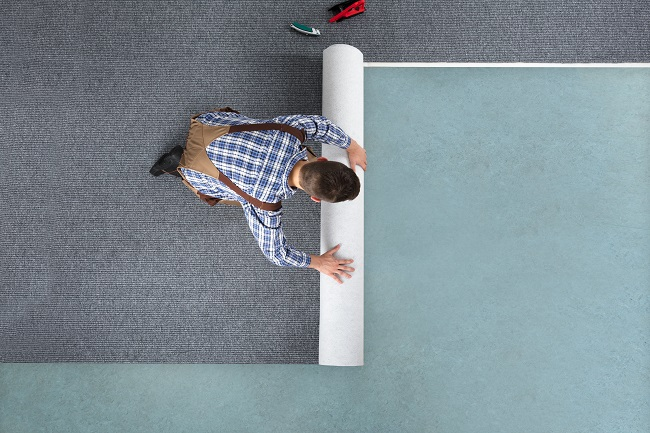 Brand New Carpet is a Flooring that Deserves Professional Installation
