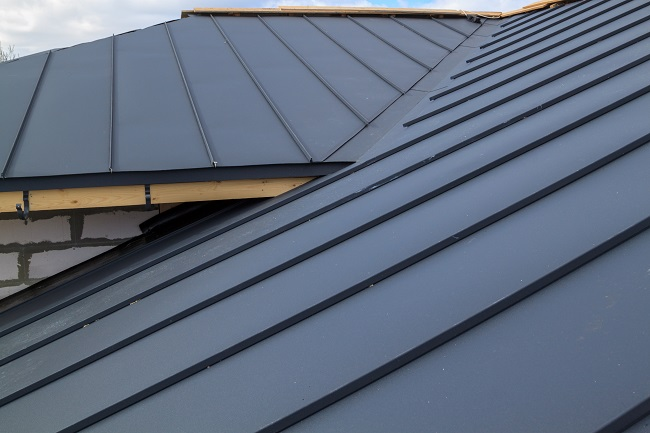 The Appeal of a Metal Roof