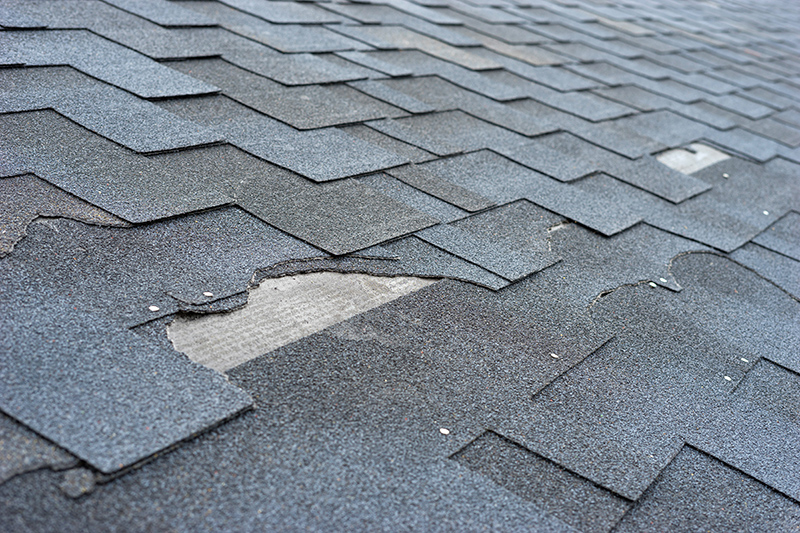 What are the Common Causes of Roof Damage?