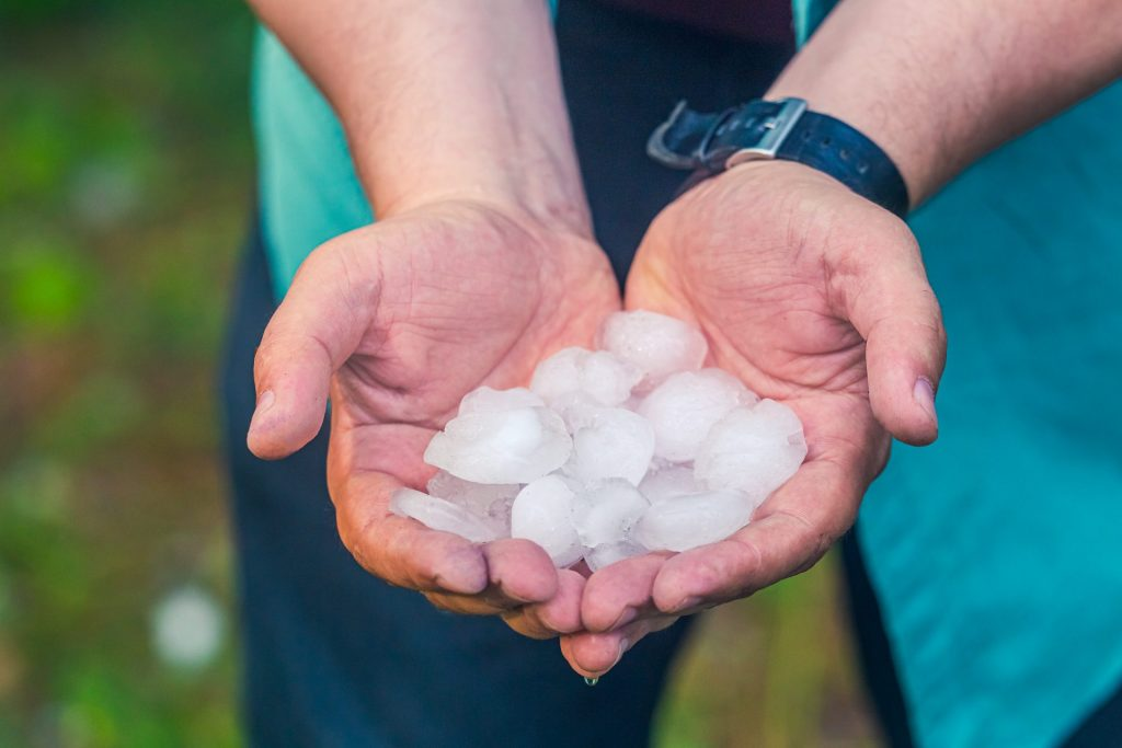 How Roof Damage From Hail Causes Long-Term Problems